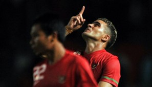 AFF 2010 Cristian Gonzales - Indonesia