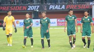 PSS Sleman vs Persipura Jayapura    Piala Presiden 2017