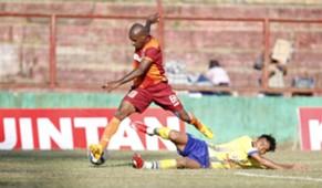 Boaz Solossa (Pusamania Borneo FC)