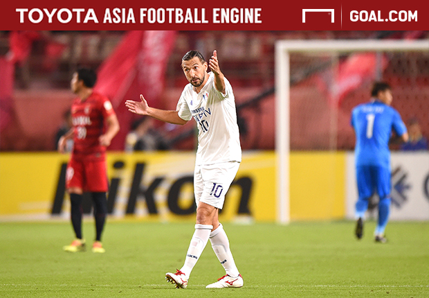 AFC Champions League 2018: Toyota Player Of The Week   Suwon Bluewingsu0027  Dejan Damjanovic | Goal.com