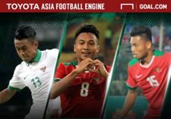 Toyota - Febri Hariyadi - Muhammad Hargianto - Saddil Ramdani