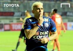 TOYOTA - Cristian Gonzales