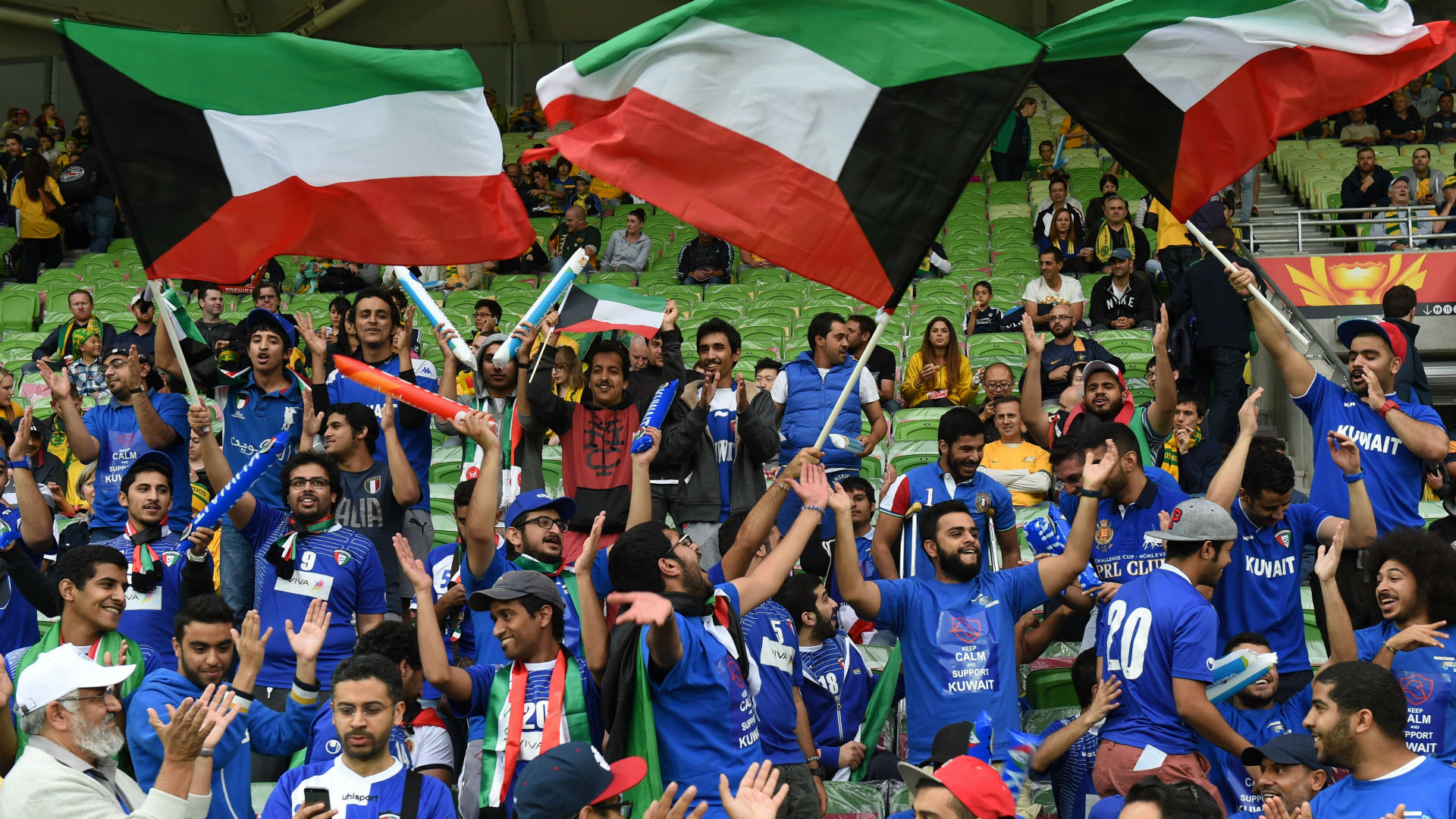 Federation Internationale de Football Association  lifts Kuwait ban; Gulf Cup to go ahead