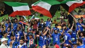 Kuwait Fans - AFC Asian Cup 2015