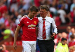 Michael Carrick, Louis van Gaal - Manchester United