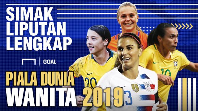 Footer Piala Dunia Wanita 2019