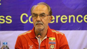 Gerd Zeise - Myanmar