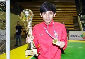 Bambang Bayu Saptaji - Timnas Futsal Indonesia