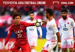 Toyota - Kashima Antlers vs Persepolis