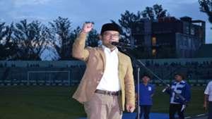 Launching Persib Bandung 2015 Ridwan Kamil
