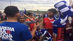 Pedagang Final Piala Presiden