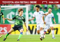 TOYOTA - Jeonbuk Hyundai - Buriram United