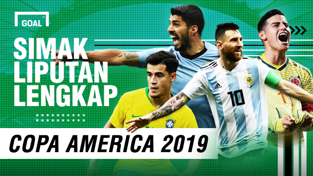Footer Copa America 2019
