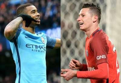 Gabriel Jesus, Julian Draxler & Daftar Lengkap Amunisi Baru Liga Champions