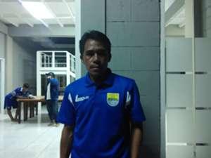 Budiman Yunus-Pelatih Persib Bandung U-21