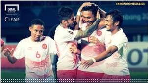 Clear - Indonesia vs Hongkong Cover