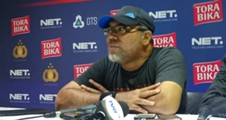 Iwan Setiawan Pusamania Borneo FC