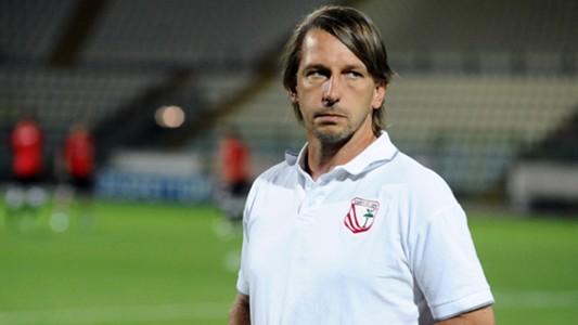 Stefano Vecchi - Carpi coach - Inter caretaker