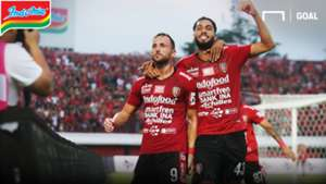 Cover Match Report Indomie - Bali United PSIS