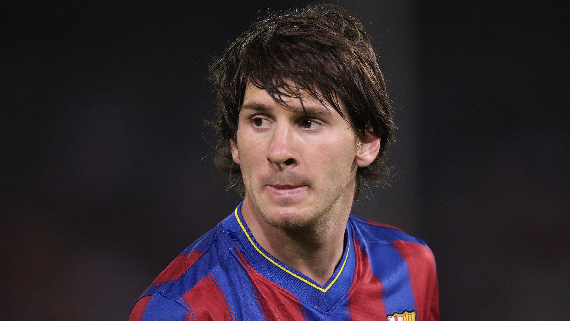 H&S -  2009 Gaya Rambut Lionel Messi