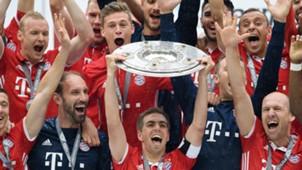 Philipp Lahm, Oliver Kahn & Kapten Bayern Munich Dari Masa Ke Masa