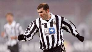 Zinedine Zidane - Juventus