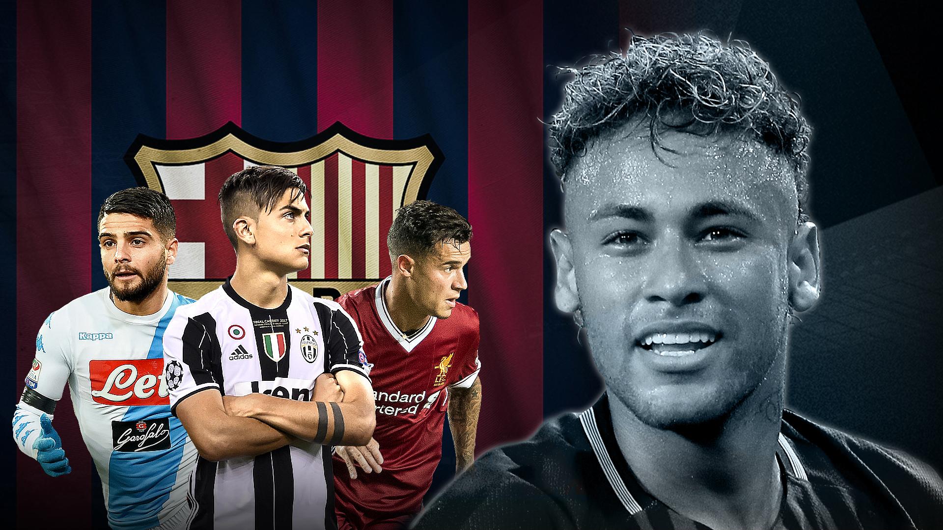 Pengganti Neymar