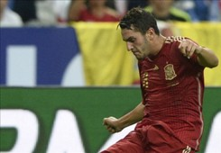 Koke Resurreccion Spain