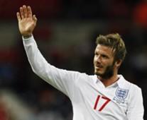 David Beckham - Inggris