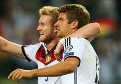 HD Thomas Muller Andre Schurrle Germany Scotland
