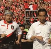 Maruarar Sirait & Presiden Joko Widodo