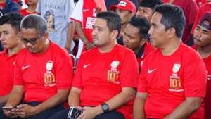 Munafri Arifuddin-Direktur Utama PSM Makassar