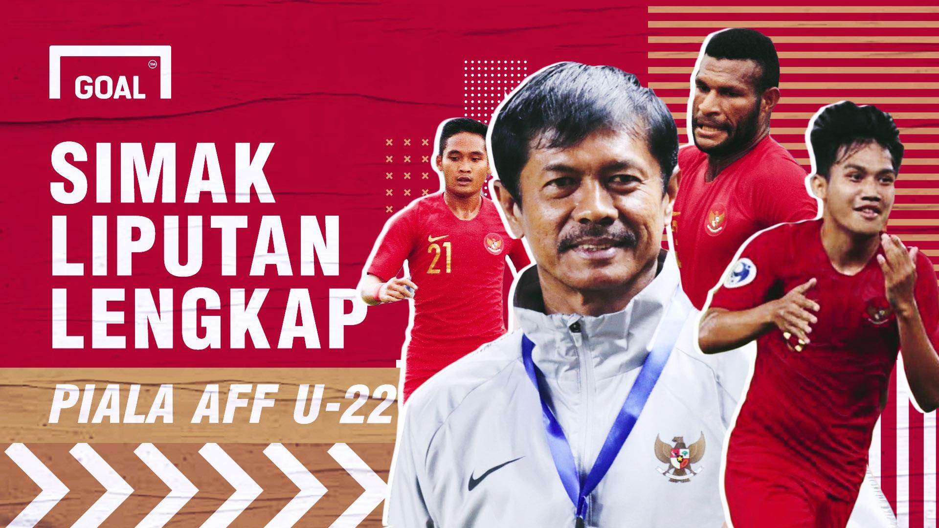 Footer Piala AFF U-22