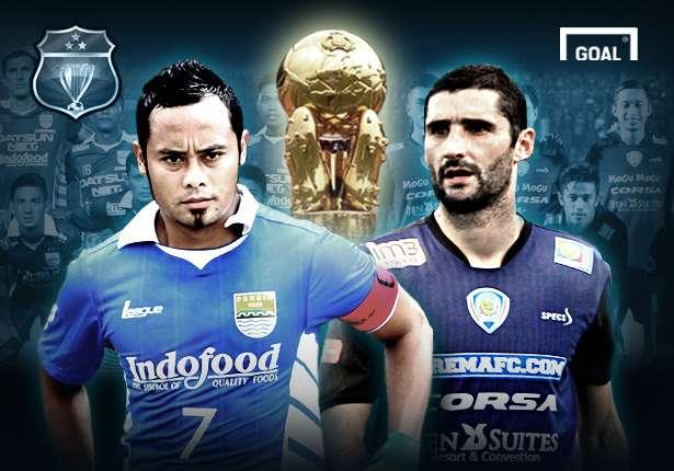 Persib Arema Final Bhayangkara Cup 2016 Goalcom