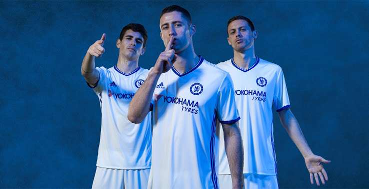 Chelsea Third Jersey