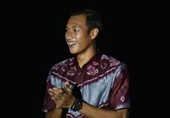 Hansamu Yama - Launching Barito Putera