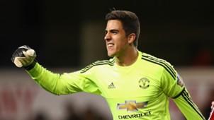 Joel Castro Pereira - Manchester United