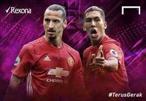 Rexona - Manchester United vs Liverpool