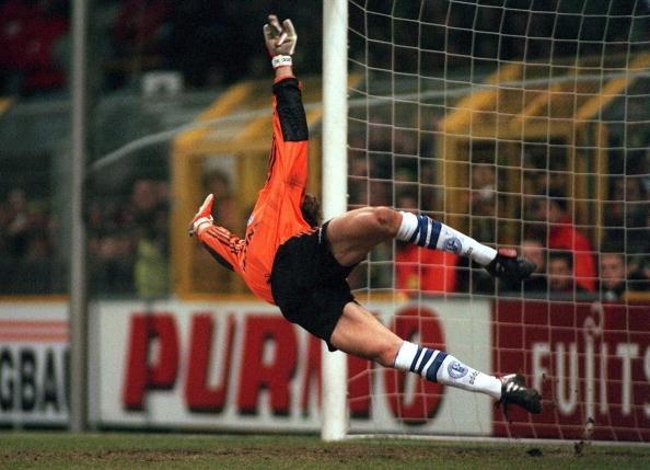 Jens Lehmann - Borussia Dortmund 2-2 Schalke 1997