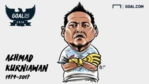 Galeri Goal25 - Tribut - Achmad Kurniawan
