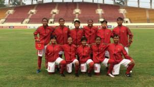 Timnas Wanita Indonesia U-15