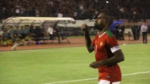 Boaz Solossa - Indonesia vs Malaysia - Friendly Match - 7 September 2016