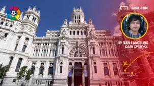 Dede Sugita - Madrid - Cibeles