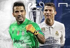 Cover Artikel UCL JUVMAD Buffon Ronaldo