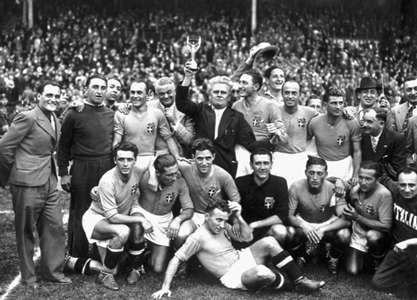 Italy World Cup 1938