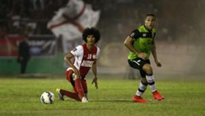 Ahmad Maulana Putra - Cristian Gaston Castano (PSM Makassar - Persipasi Bandung Raya)