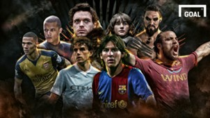 GFXID Cover Galeri Game of Thrones - Footballers Lookalike