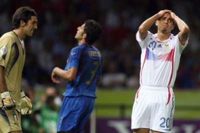 David Trezeguet World Cup 2006