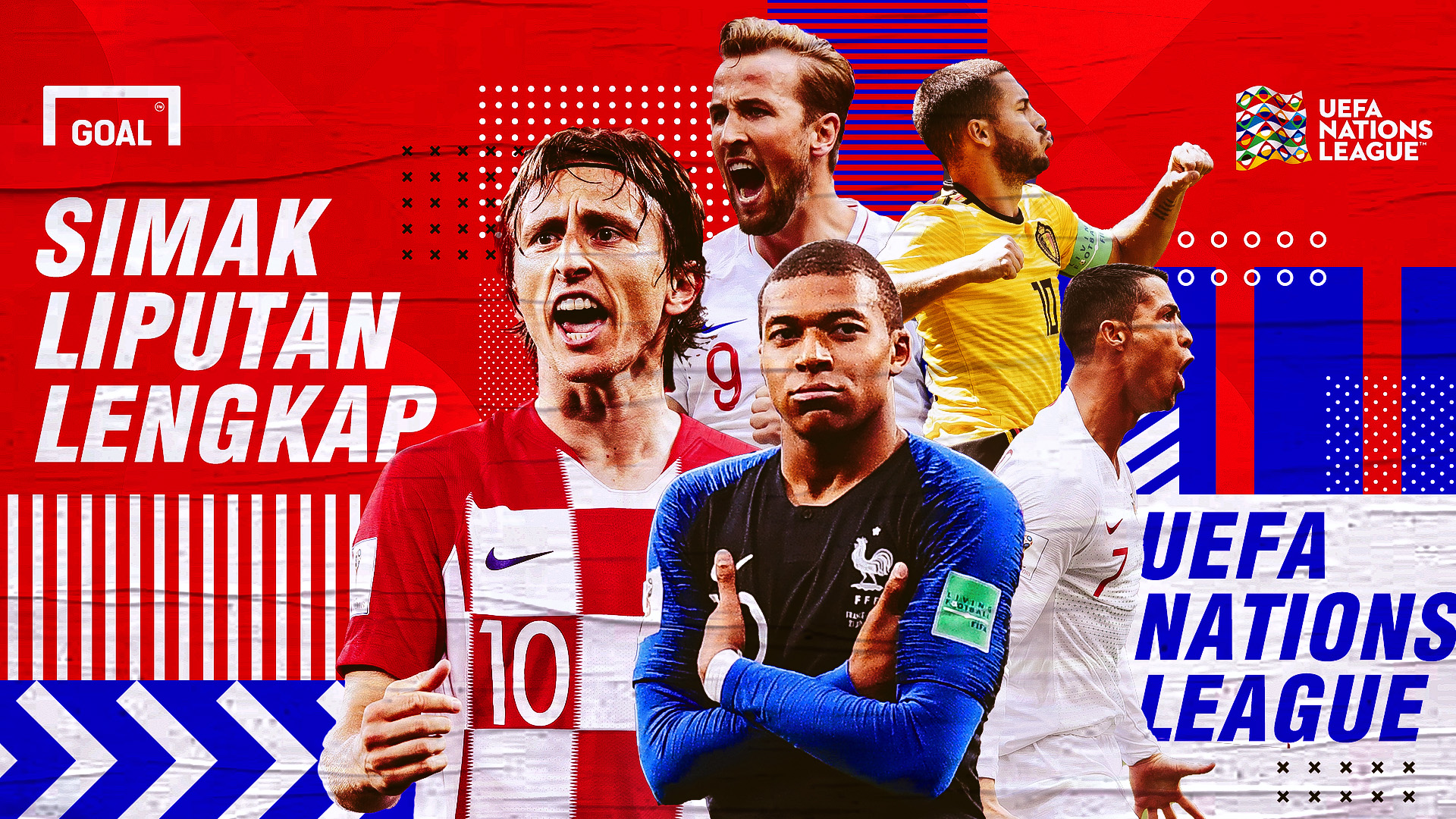 Footer Banner UEFA Nations League