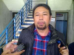 Budi Bram Rachman - Panpel pertandingan Persib Bandung